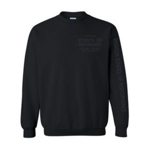 RSP Crew Neck – Full Black