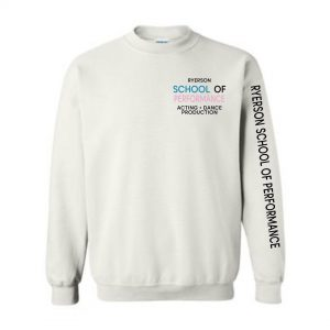 RSP Crew Neck – White